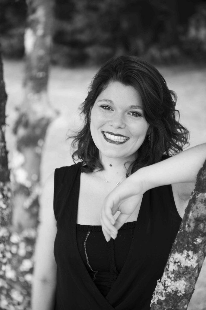 Portrait de Pauline Mozon